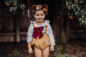 Bear Full Size Crown Woodland Collection
