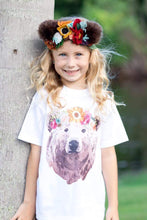Load image into Gallery viewer, Bear Full Size Crown Woodland Collection