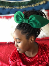 Load image into Gallery viewer, Emerald Green Olivia Bow!St. Patricks