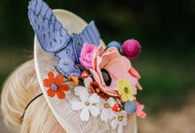 Load image into Gallery viewer, Mary Poppins Inspired Fascinators