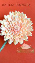 Load image into Gallery viewer, Dahlia Pinnata Clip