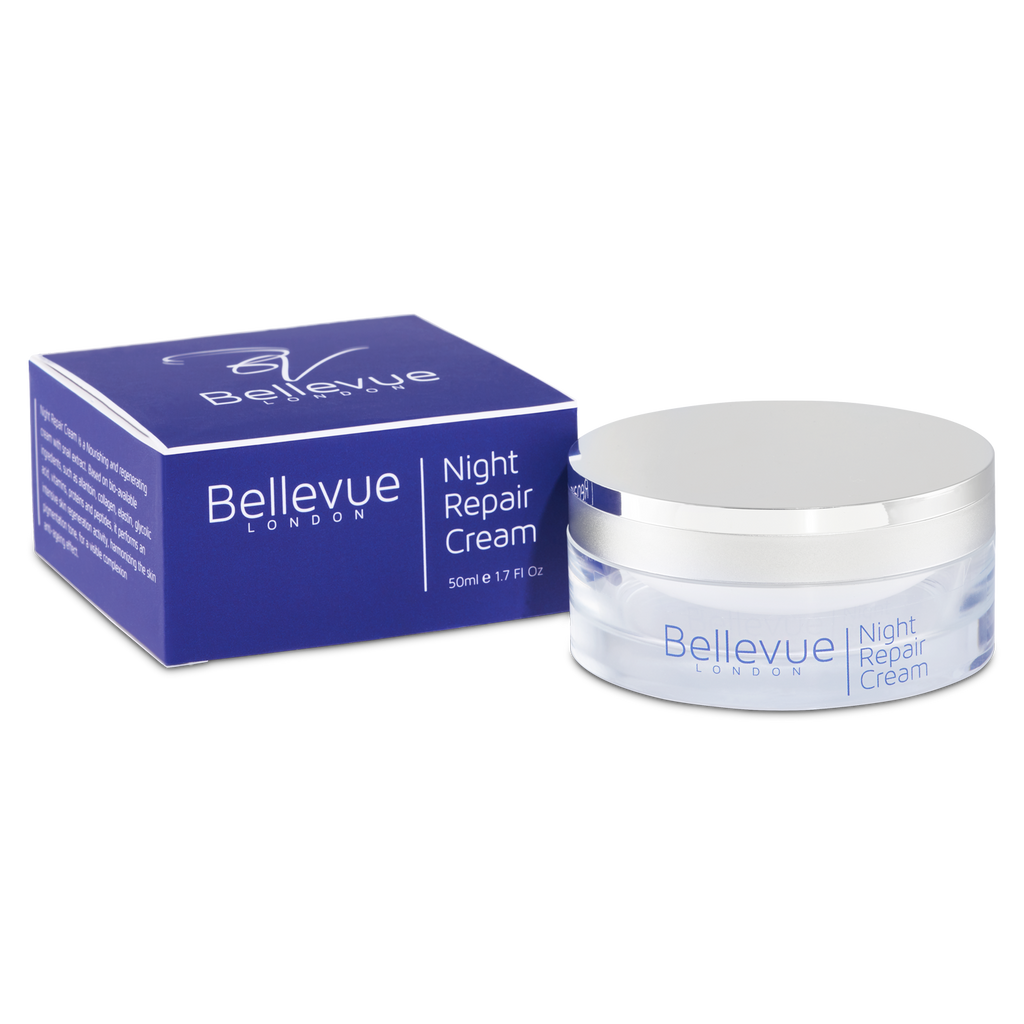 Night Repair Cream - Bellevue of London