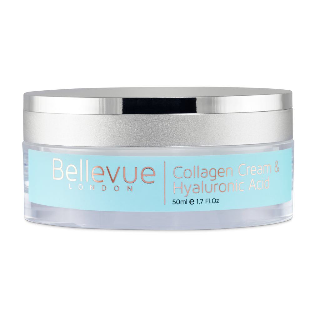 Collagen cream & Hyaluronic Acid - Bellevue of London