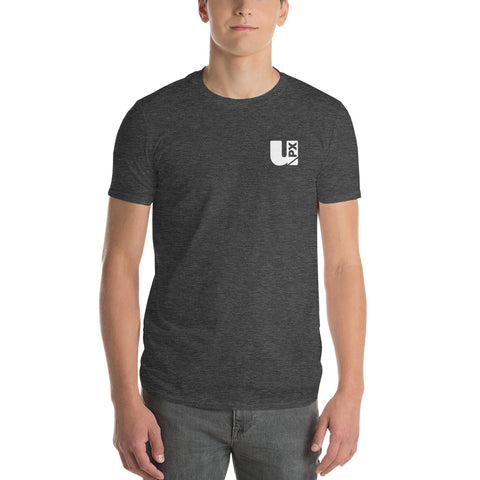 Simple Short-Sleeve uPlexa T-Shirt
