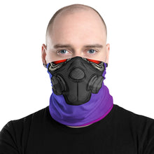 Load image into Gallery viewer, 'Gassed' Face Mask/Neck Gaiter