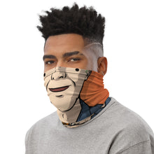 Load image into Gallery viewer, 'Pumpkin Guy' Neck Gaiter mask