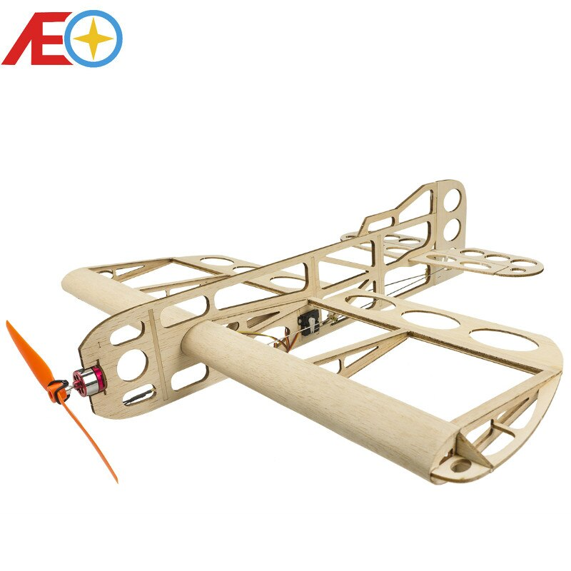 2019 New Balsa Wood Airplane Model  600mm Wingspan