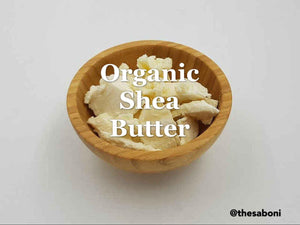 Organic Shea Butter | The Saboni