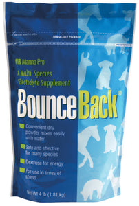Bounce Back Multi Species Electrolyte Supplement