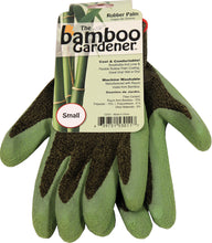 Load image into Gallery viewer, The Bamboo Gardener Rubber Palm Gloves