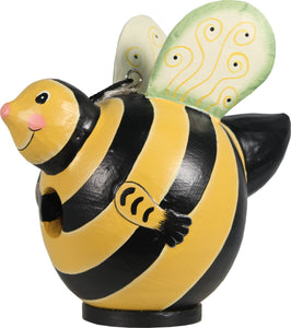 Bumblebee Gord-o Bird House