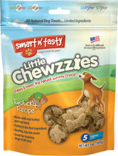 Load image into Gallery viewer, Emerald Pet Little Chewzzies Dog Treats