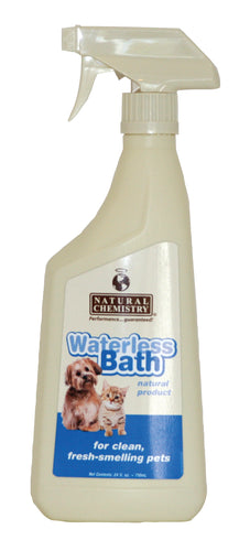 Waterless Bath
