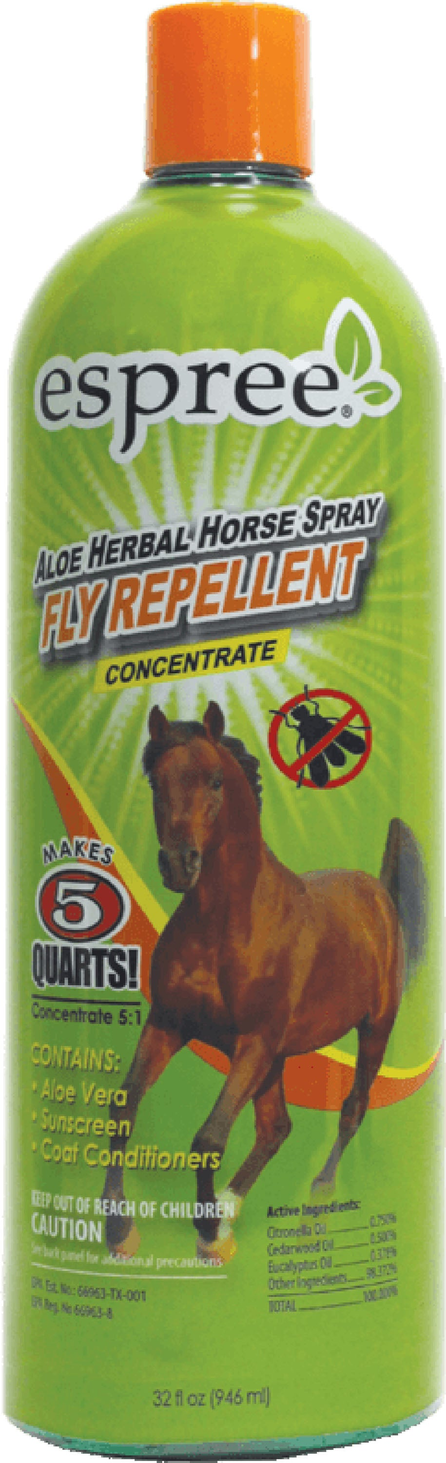 Espree Aloe Herbal Fly Spray Concentrate