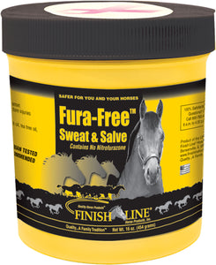 Fura-free Sweat & Salve Skin And Wound Care Gel