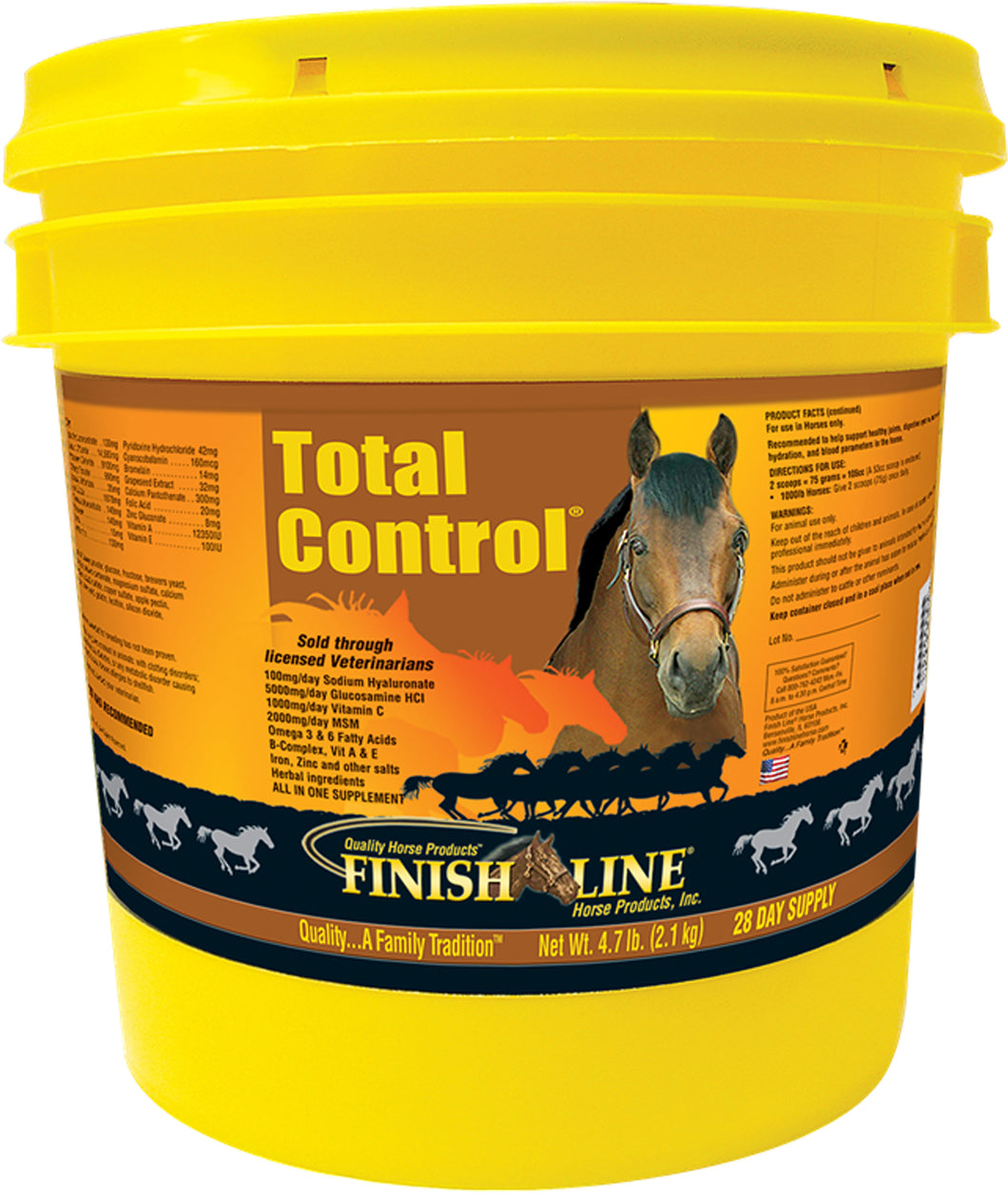 Total Control 6 In 1