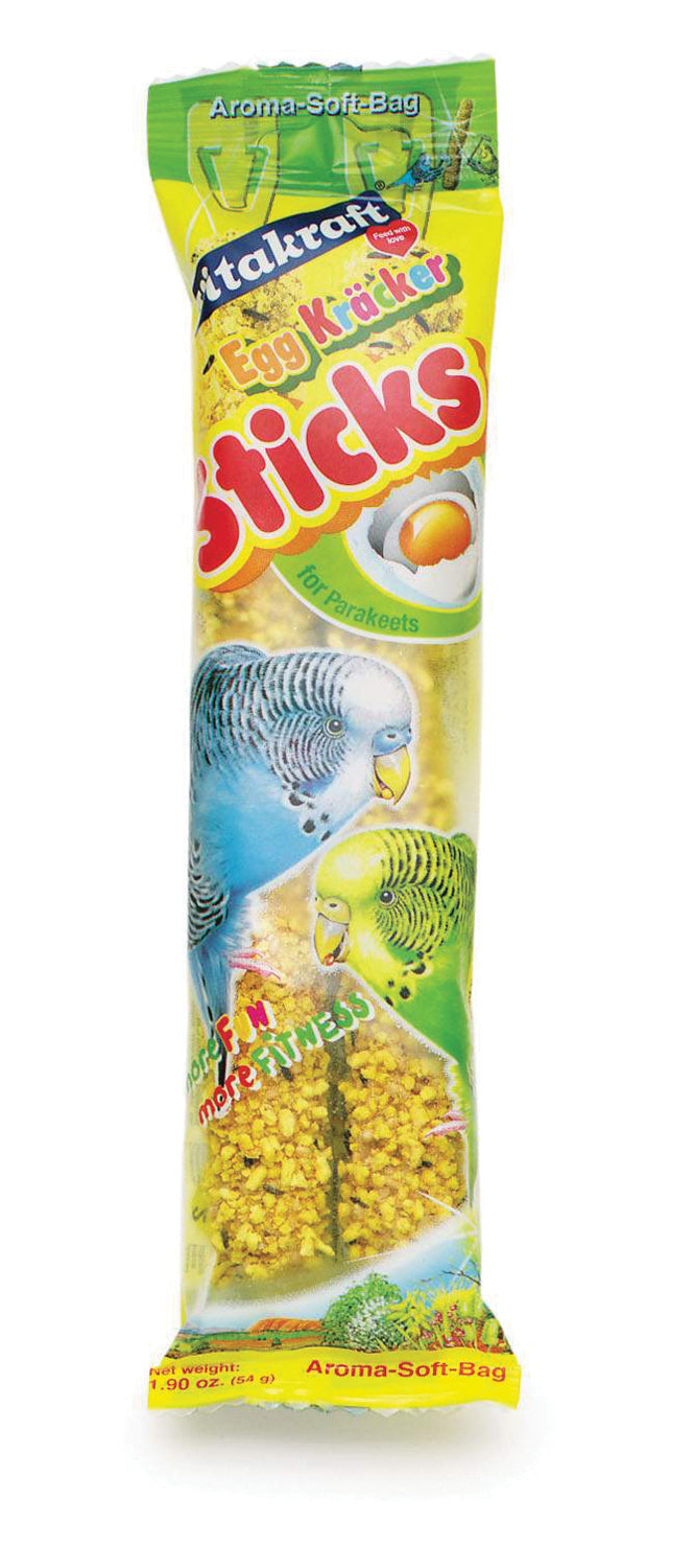 Egg Kracker Sticks - Parakeet