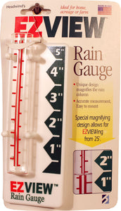 Ezview Rain Gauge