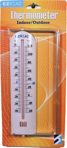 Indoor Outdoor Thermometer With Bracket