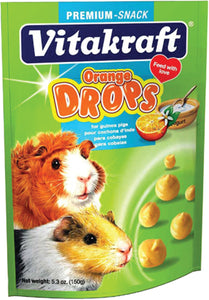 Drops With Orange - Guinea Pig
