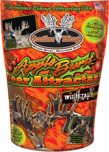 Apple Burst Deer Attractant