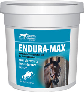 Endura-max Electrolyte Powder Supplement For Horse