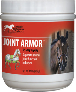 Joint Armor Healthy Joint Supplement For Horses