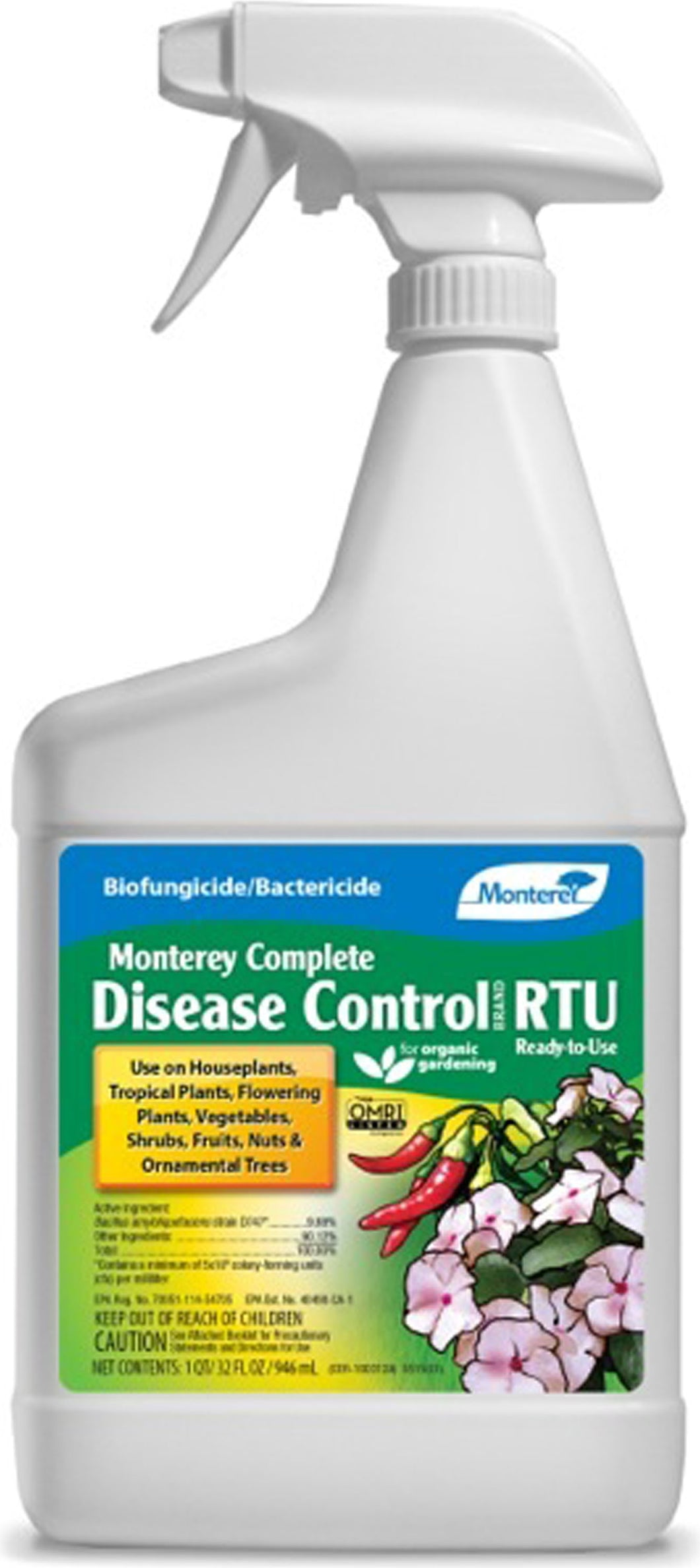 Complete Disease Control Ready To Use