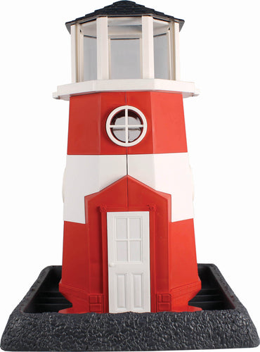 Village Collection Shoreline Lighthouse Birdfeeder