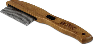 Bamboo Rotating 41 Pin Comb