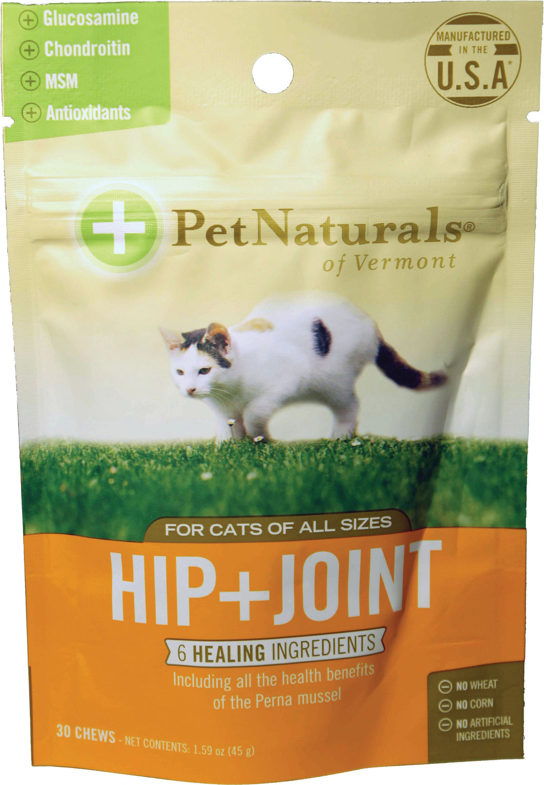 Hip + Joint Chew For Cats