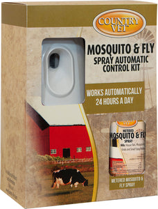 Country Vet Equine Mosquito/flying Insect Control