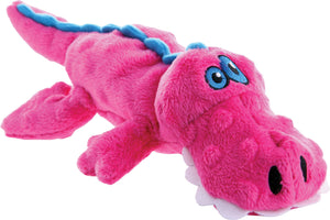 Godog Just For Me Gator Dog Toy