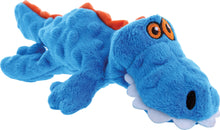 Load image into Gallery viewer, Godog Just For Me Gator Dog Toy