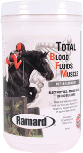 Total Blood Fluids Muscle Replenishment For Horses