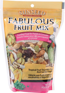 Fabulous Fruit Mix For Parrots & Conures