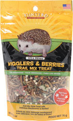 Vita Prima Trail Mix Hedgehog Treat
