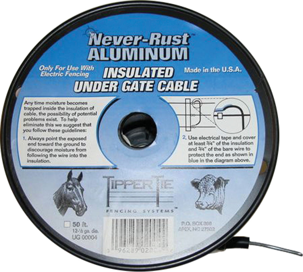 Electric Fence Underground Hook Up Wire
