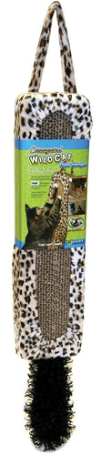 Wild Cat Corrugated Door Hanger