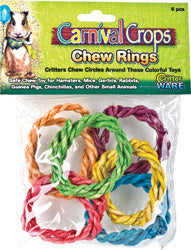Chew Rings Small Animal Toy
