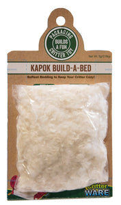 Critter Kapok Build A Bed