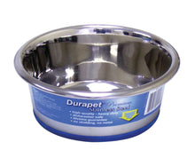Load image into Gallery viewer, Durapet Stainless Steel Bowl