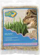 Load image into Gallery viewer, Cosmic Catnip Kitty Herbs Growable Cat Treats