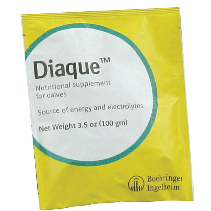 Diaque Nutritional Supplement For Calves