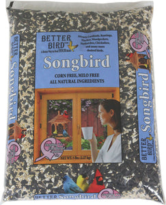 Better Bird Songbird Food