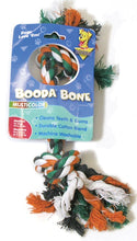 Load image into Gallery viewer, 2 Knot Rope Bone Dog Toy