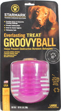 Load image into Gallery viewer, Everlasting Groovy Ball With Usa Treat