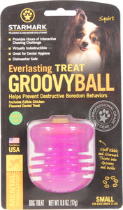 Everlasting Groovy Ball With Usa Treat