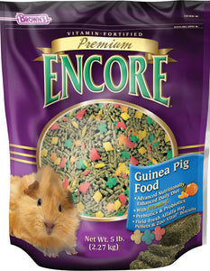 Encore Premium Guinea Pig Food
