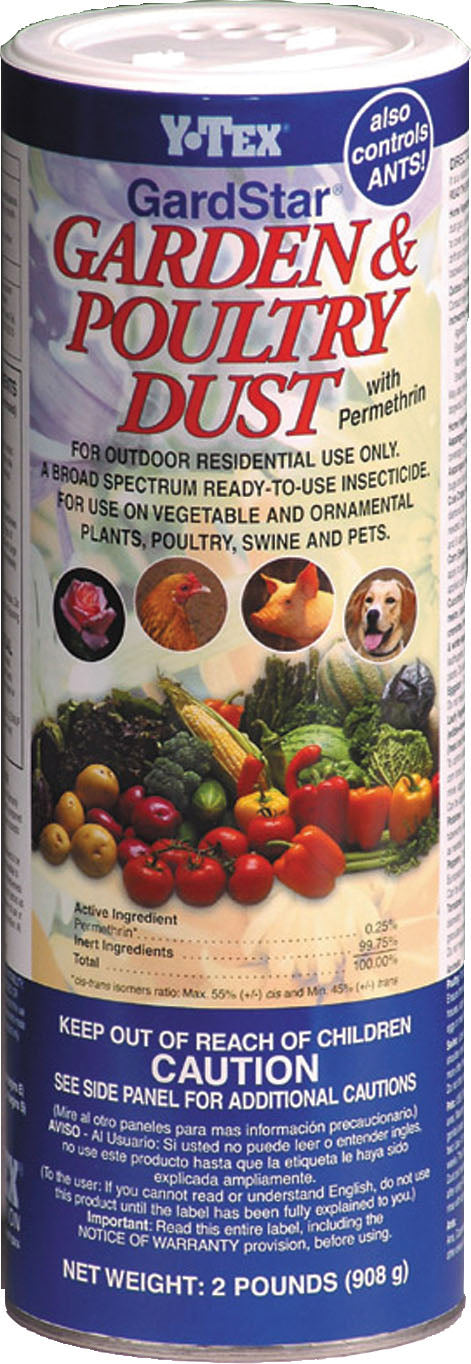 Gardstar Garden And Poultry Dust
